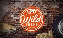 WILD TEENS-CONTADINI IN ERBA
